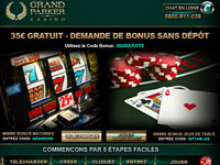 casino en ligne Grand Parker